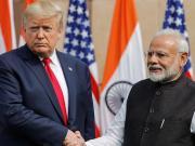 Donald Trump Narendra Modi BJP India China Conflict Aksai Chin Ladakh Laddakh army economy one bel road