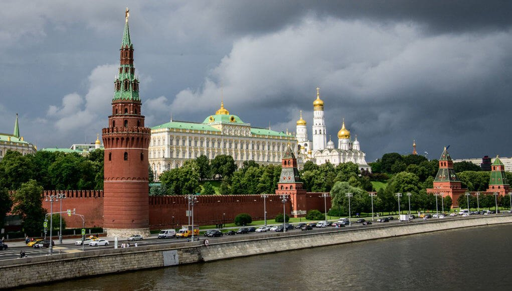 The Kremlin rejects the version of Russia's involvement in the pogroms in the United States