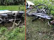 India News: Road accidents kills a bicycle rider in Bokakhat, Assam