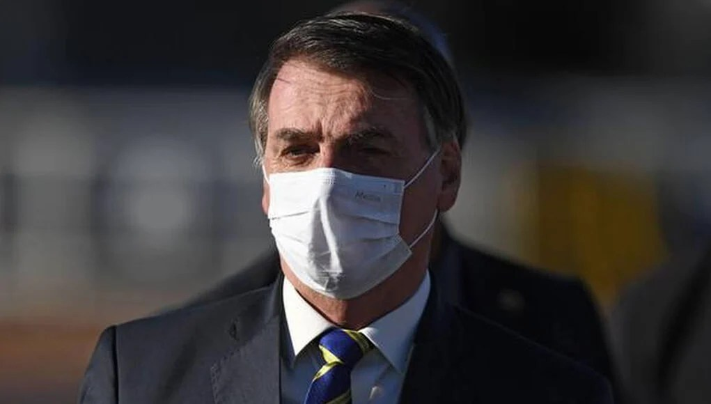 After the coronavirus Bolsonaro has a lung infection and feels