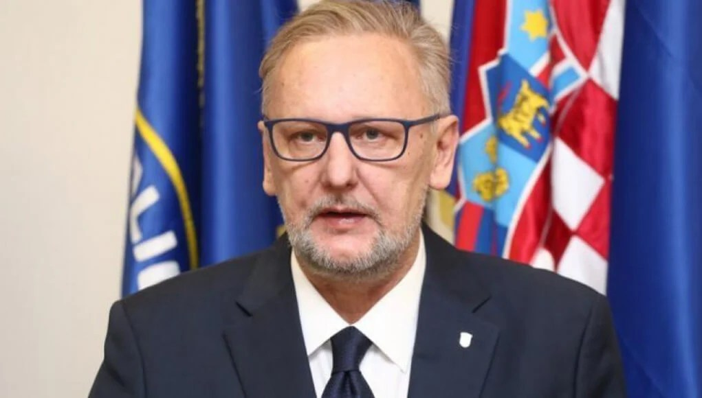 Croatian Interior Minister and Deputy Prime Minister Davor Bozinovic: If others thought of us as Vucic did, Croatia would not hold the EU presidency, croatia news, europe news, european union, eu news, world news, breaking news, latest news; The Eastern Herald News