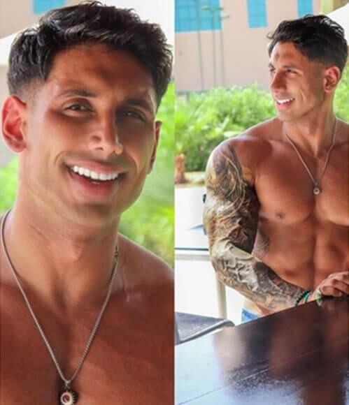 Naser Hasan Bodybuilder, Hulk of UAE