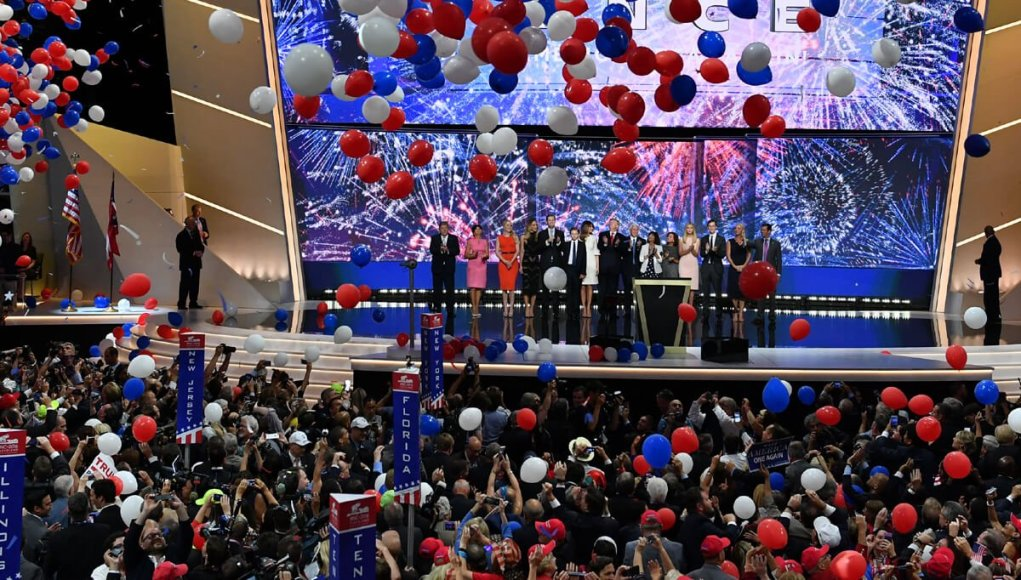 Saving Trump: Republicans start their election convention, republican party United States, Donald J. Trump, Trump News, Presidential elections in United States, USA, US Elections 2020, Trump elections 2020, Politics News, Policy News, Diplomacy News, World News, Breaking News, Latest News; The Eastern Herald News