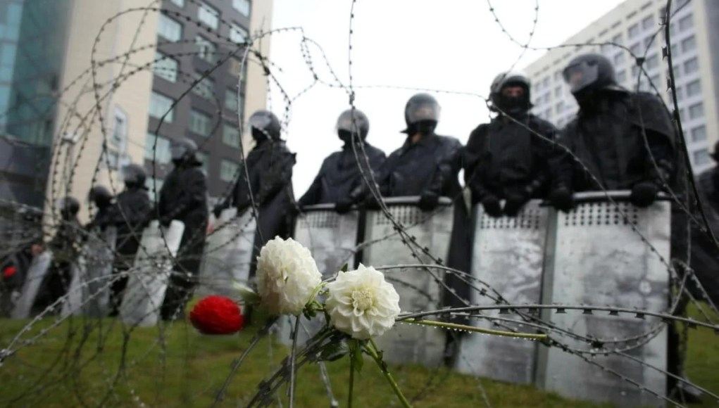Protests in Belarus: Try to block the flow of protesters to Minsk