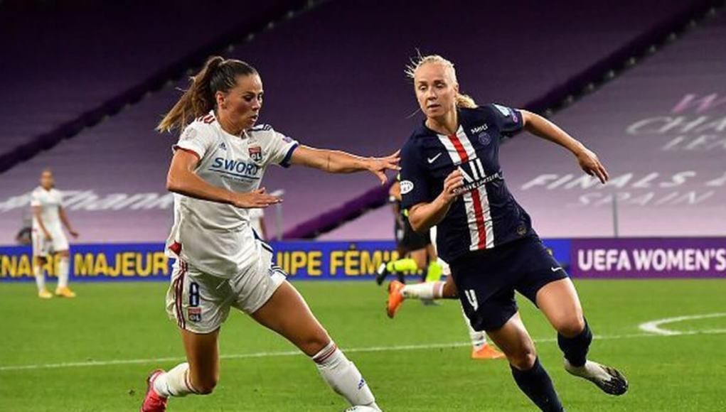 Sara Björk in the starting line-up when Lyon started the title defense with a victory