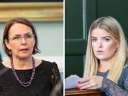 Deportation, Member of Parliament, Parliament, Refugee, Society, Left-Green Movement, Bjarkey Olsen Gunnarsdttir,