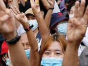 Bangkok, Emergency, Military Coup, Prayut Chan-o-cha, Protest, State of emergency, Top Stories,