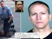 Derek Chauvin, United States, Protest, George Floyd, Murder, Prison, Black Lives Matter,