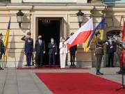 Andrzej Duda, Crimea, Donbass, Kiev, Odessa, Poland, Territory, Ukraine, Volodymyr Zelensky, Warsaw, Top Stories,
