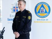 Civil defense, Corona, Epidemic, Fitness, Infection, Iceland,