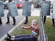 Belarus, Civil war, Alexander Lukashenko, Minsk, President of Belarus, Protest, Water, Dictator of Belarus, Dictatorship, Elections in Belarus,