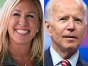 Marjorie Taylor Green wants to initiate the recall of Joe Biden