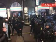 Protest in Denmark: Police arrest 9 people in Copenhagen