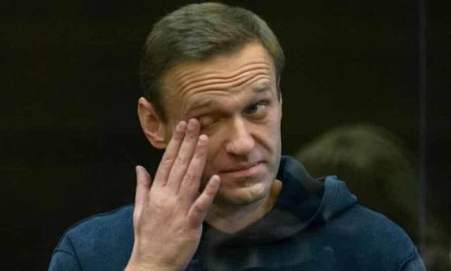 Alexei Navalny on Vladimir Putin: