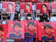 Myanmar coup and the civilian government
