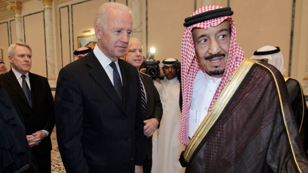 Not just Biden, western world's target is MBS, Saudi Arabia and ultimately the Muslim world?