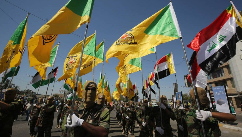 Report: Iran and its arms are the