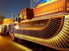 """A majestic procession to transport Pharaonic """"royal mummies"""" in Cairo"""