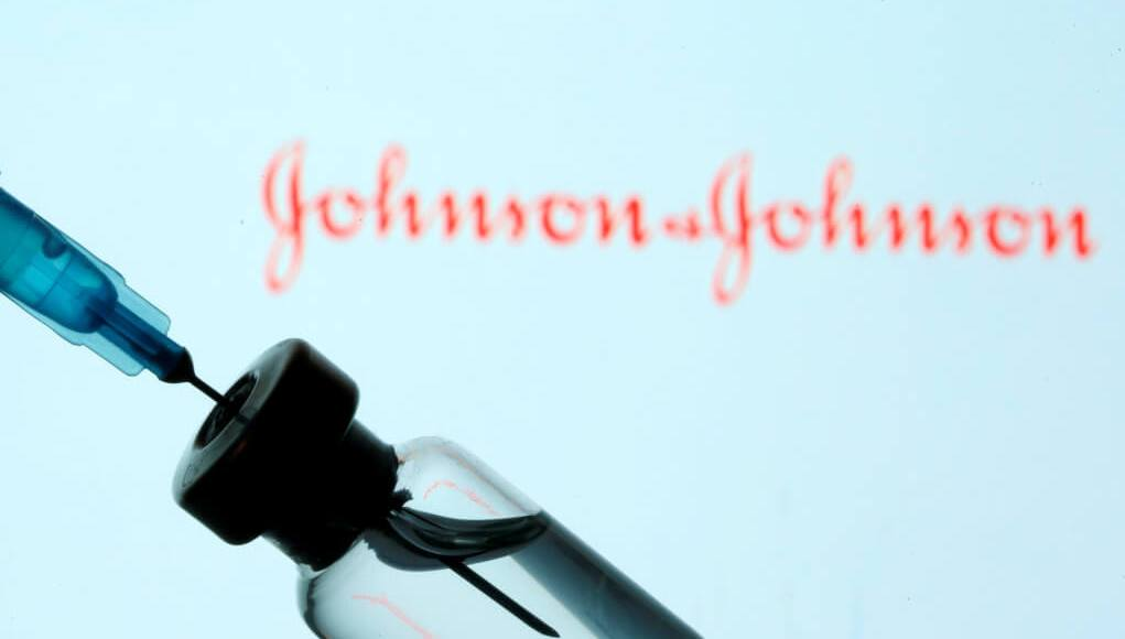 The European Union permits the use of the Johnson & Johnson vaccine