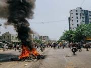 """The United Nations warns of a """"civil war"""" and a """"bloodbath"""" in Myanmar"""