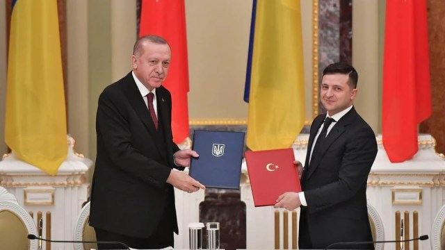 Turkish President invited to Crimea to show wisdom and courage