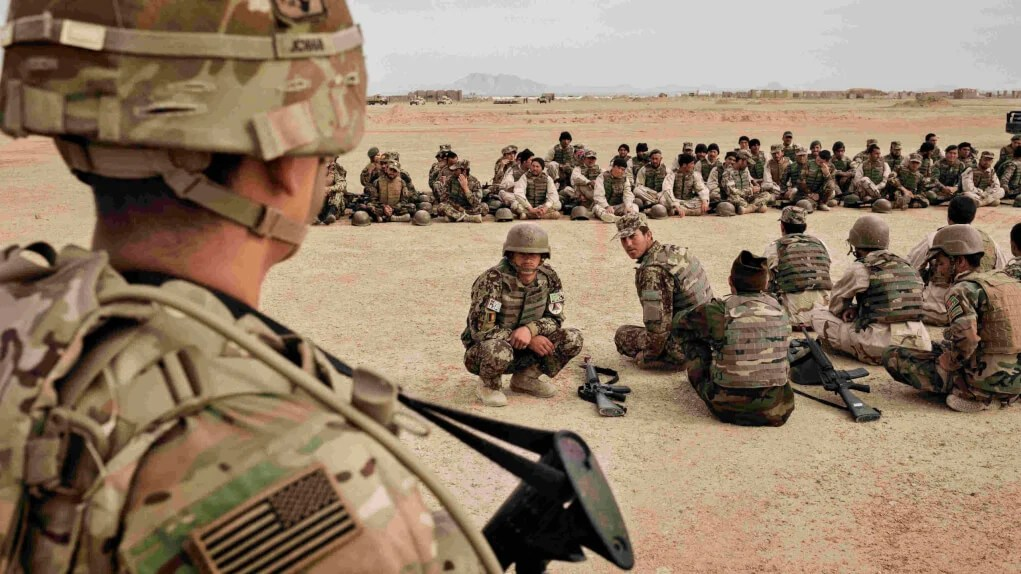 US withdrawal from Afghanistan could provoke war and new caliphate