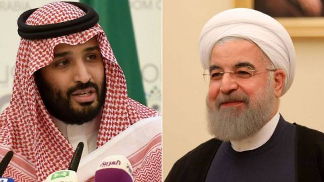 Mohammed bin Salman: The Saudi crown prince says that his country wants to establish