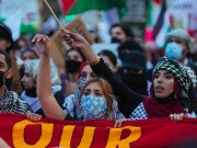 """Palestinian and American institutions are preparing for a """"million"""" demonstration in Washington to """"deter"""" Israel"""