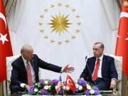 The division between America and Turkey is widening ... and two steps are taken for Erdogan to heal the rift