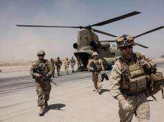 US troops withdrawal from Afghanistan may be sent to Tajikistan