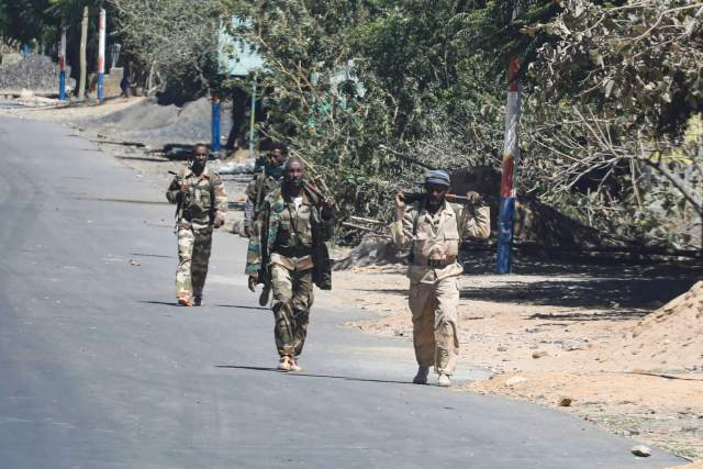 Ethiopia announces the start of the withdrawal of Eritrean forces from the Tigray region