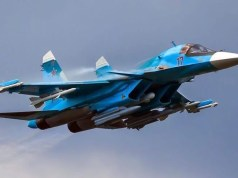 Russia will re-equip two air regiments on the Su-34M and MiG-31BM