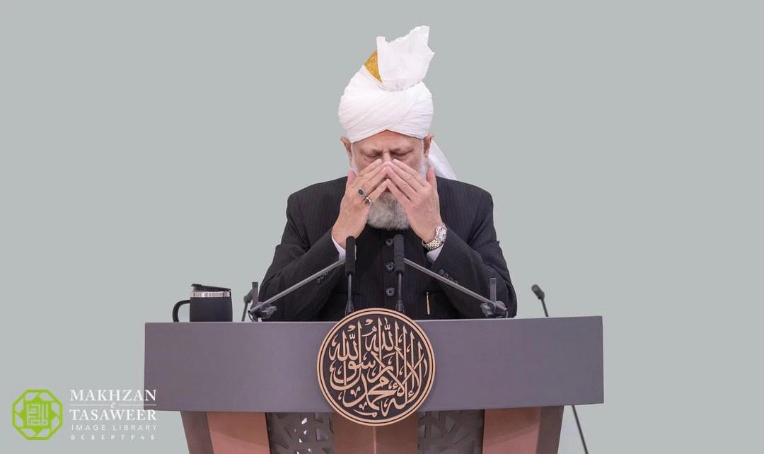AHMADIYYA-MUSLIMS-COMMUNITY-ISLAM-EID-AL-ADHA-KHALIFA-OF-ISLAM-CALIPHATE-NEWS-EASTERN-HERALD