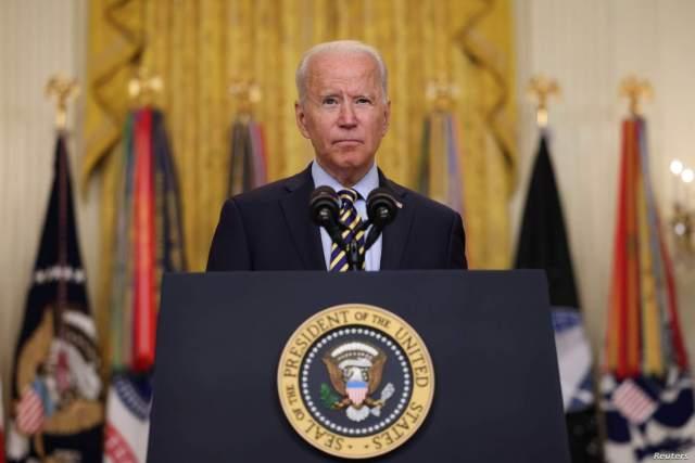 JOE-BIDEN-USA-UNITED-STATES-POTUS-WITHDRAWAL-FORCES-AFGHANISTAN-TALIBAN-TERRORIST