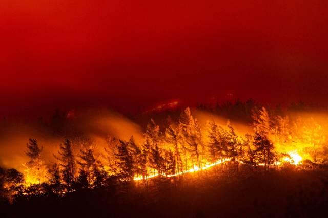 TURKEY-FOREST-FIRE-GREECE-NEWS-EASTERN-HERALD
