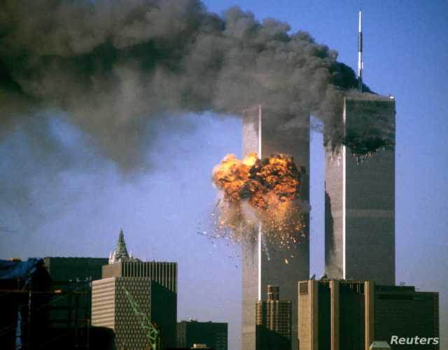 वर्ल्ड ट्रेड सेंटर साउथ टॉवर अपहृत यूनाइटेड एयरलाइंस की उड़ान 175 से प्रभावित है