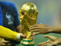 World Cup - Final - France v Croatia-saudi-arabia