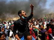 Sudan..Protesters close Red Sea ports for a second day