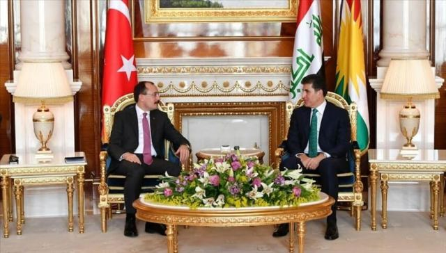 Ankara agrees with Erbil to remove obstacles to expanding trade relations