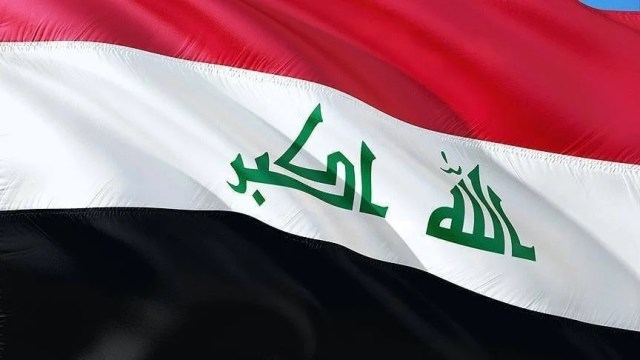 Iraq.. The