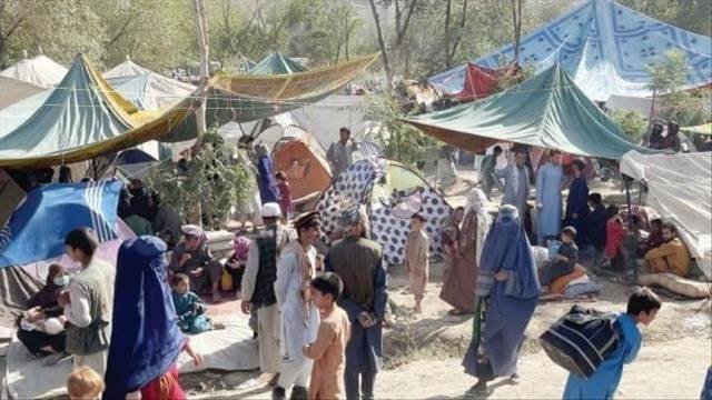 afghanistan-taliban-displaced-families