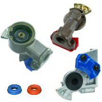 Air Brake Gladhands & Hose Couplers at Trailer Parts ...