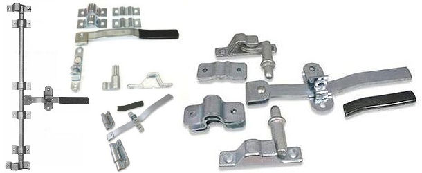 Cam Lock Kits and Replacement Parts at Trailer Parts