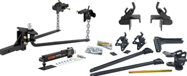 Weight-Distributing Hitch Kits at Trailer Parts Superstore