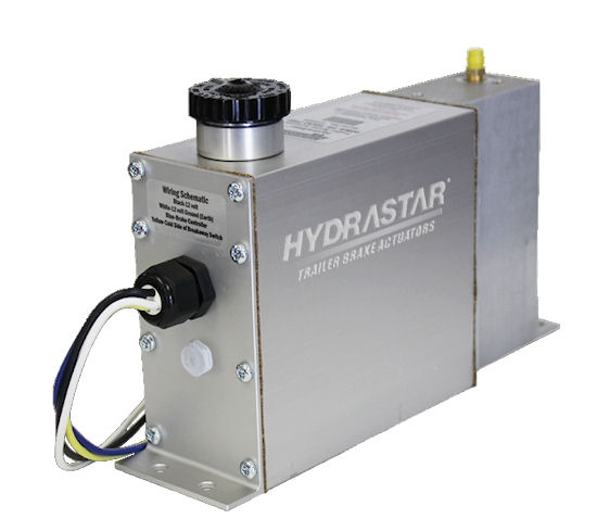 Hydrastar Electric Over Hydraulic Actuator For Disc Brakes 1600 Psi