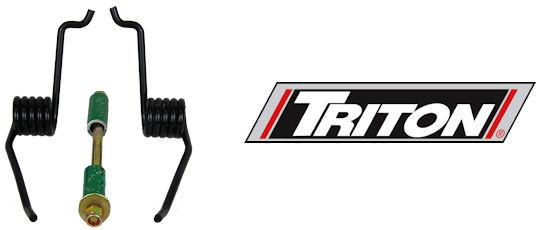 TRITON Tilt Bed Spring Lift Kit (Straight Tongue) #03173