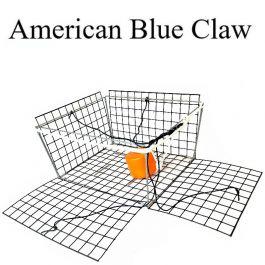 American Blue Claw™ Vinyl Coated (Black) Super 4-Door