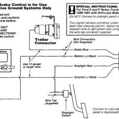 Diagram Motor Control Wiring 2001 Chevy Tahoe Ac Basics All Data Typical Vehicle Trailer Brake Basic