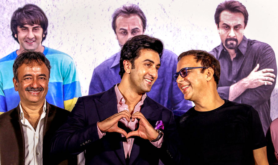Sanju teaser: Celebrities go gaga over Ranbir Kapoor's look and performance