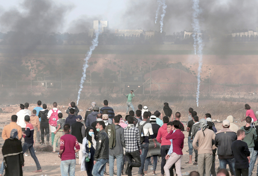 Palestinians Killed, Hundreds Injured by Israeli Gunfire Since March 30